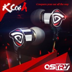 OSTRY KC06A Hi-Fi In-Ear High Performance Earphones Headphones For IPhone And Android