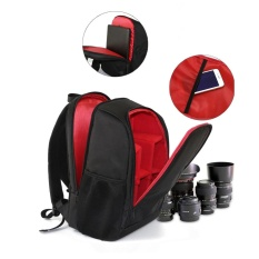 Outdoor Waterproof Photo Camera laptop Sling Backpack Bag for DSLR Canon RD - intl