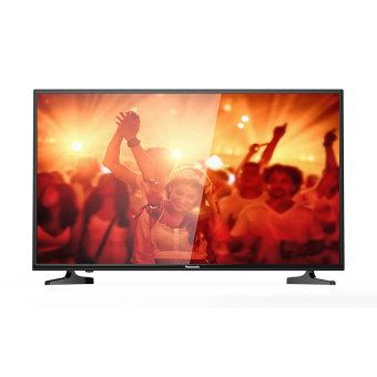 "Panasonic 43"" LED Full HD TV - Hitam (Model 43D305)"