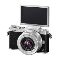Panasonic LUMIX DMC-GF8K-S with Beautifying Function - Silver