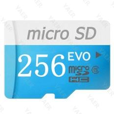 Pemantauan Video Ketahanan Tinggi 256GB 80MB / s Kelas 10 Kartu Memori MicroSDHC - intl