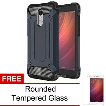 Peonia Kingkong Defender Slim Armor Case for Xiaomi Redmi Note 4 Mediatek Redmi Note 4X