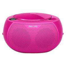 Philips AZ100C CD Soundmachine - Pink