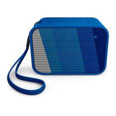 PhilipsPixel Pop Wireless Bluetooth Portable Speaker Splash Proof BT-110A - Biru