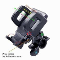 Phone Holder / Holder HP untuk motor sport/ matic/ bebek atau sepeda