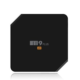 PL-M9 Plus TV Box Amlogic S90.2GB 16GB With Kodi And Dual WiFi 2.4GHz 5GHz Bluetooth 4.0 Support HDMI 2.0 4k2k LED Display Streaming Media Player