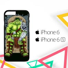 Planet Hulk V1213 Casing iPhone 6 | iPhone 6S Custom Case Case
