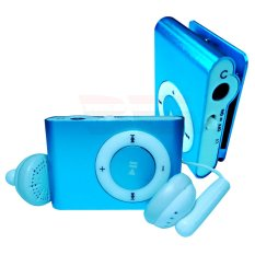 Player MP3 Shuffle MP3 Player - Biru