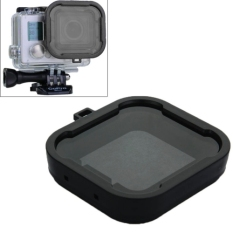 Polar Pro Aqua Cube Underwater Diving Filter Color-Correction Filter For GoPro 3 + / 4 (Grey)