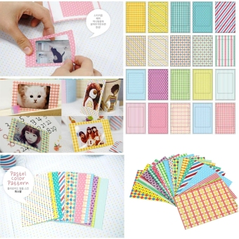 Polaroid Films Photo Stickers For FujiFilm Instax Mini Instant 8 7S 2.50S A15