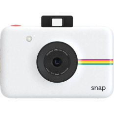 Polaroid Snap Kamera Pocket - 10MP - Putih