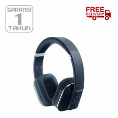 POLYTRON MUZE BLUETTOOTH Headphone White PHP ZB1 - Black