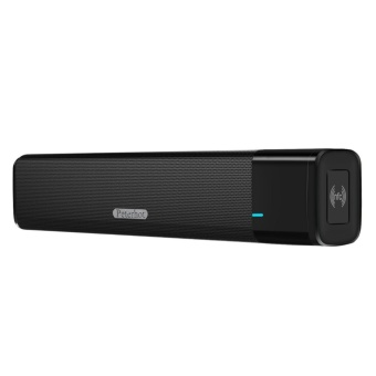 Portable Sound Bar,20W Bluetooth 4.1 Wireless Speaker with Super Bass, Treble, 3D Stereo - Support PC, Tablet, Mobile Phone, TV and Game Console - intl
