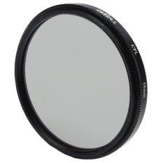 Premium CPL Camera Lens Filter (58mm) - Intl