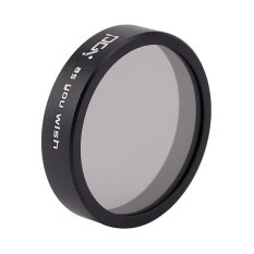 Professional Circular Neutral Density ND4 Filter For Phantom 3 Camera (Black / Clear)