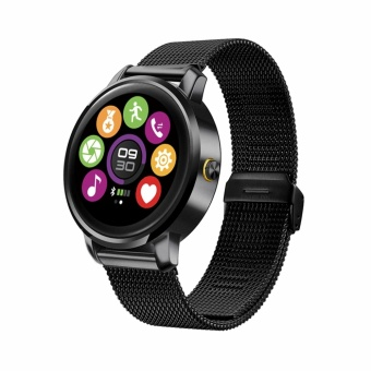 PYiALCY PY360 Plus MTK2502C Smart Watch Heart Rate MonitorPedometer Bluetooth Smartwatch for Android Phones PK IWO 2 3 - intl