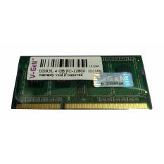 RAM DDR3 SODimm V-GeN 4GB PC12800/1600Mhz - Memory Laptop VGEN