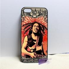 rasta reggae bob marley 2 fashion phone case high quality cover for Apple iPhone 6/6s Material:Hard PC+soft TPU+rubber - intl