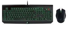 Razer Bundle Keyboard Blackwidow Ultimate 2014 + Mouse Orochi 2013