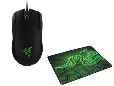 Razer Mouse Abyssus 2014 + Goliathus Speed Small Bundle Promo