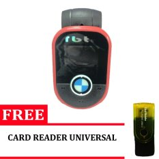 RBT CG-93 Car MP3 USB / TF Player WITH FM Modulator - Oranye + Gratis Card Reader Universal