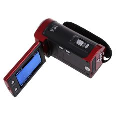 Red HD 720.16MP Digital Video Camcorder Camera DV 2.7 Inch LCD 16x ZOOM (Intl)