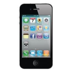 Reffurbished Apple IPhone 4.32 GB - Hitam Grade A