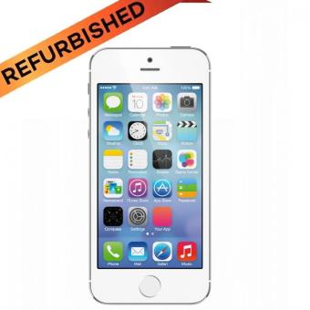 Refurbished Apple Iphone 5S - 64GB - Silver White - Grade A