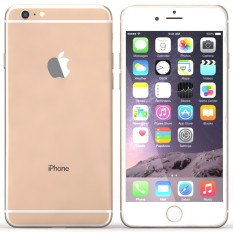 Refurbished Apple iPhone 6 Plus - 16GB - Gold - Grade A