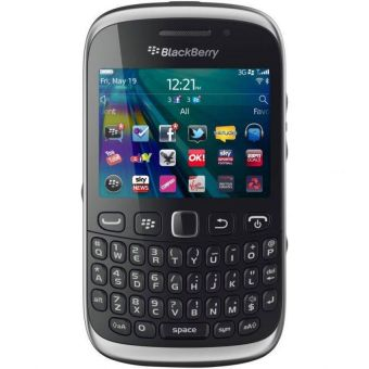 Refurbished Blackberry 9320 512 MB - Black - Grade A