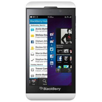 Refurbished Blackberry Z10 - 16GB - Putih