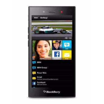Refurbished Blackberry Z3 - Hitam
