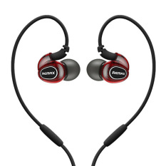 Remax S-1 Pro Sports Wired Headset - Red