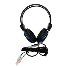 Rexus Headset Gaming RX-995 Good Quality - Biru