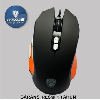 harga Rexus Macro Gaming Mouse TX3 Titanix - Hitam. Lazada.co.id