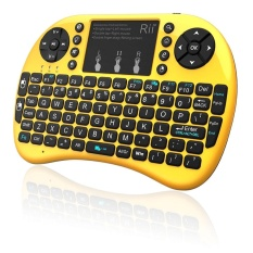 Bln Rii I8 24g Mini Wireless Qwerty Gaming Keyboard Touchpad Fly Source Rii .
