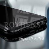 Roybens 360° hibrida penuh Acrylic Hard cermin case penutup + Tempered Glass untuk aku ponsel