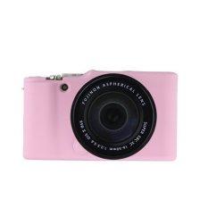 Rubber Silicon Case Housing Cover Protector For Fujifilm Fuji XA1XM1 Camera