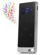 Ruizu X05 HiFi DAP MP3 Player 8GB - Perak
