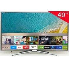 Samsung 49 Inch Full HD Curved Smart LED TV UA49K6300 - Hitam