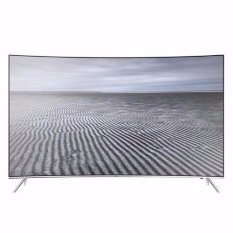 Samsung 49 Inch SUHD 4K Curved Smart LED Digital TV 49KS7500 - Khusus Area Jadetabek