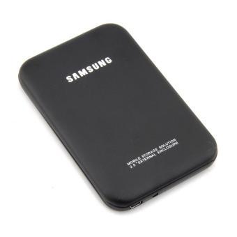 """Samsung External Case Harddisk/HDD 2.5"""" SATA USB 2.0 – Hitam"""