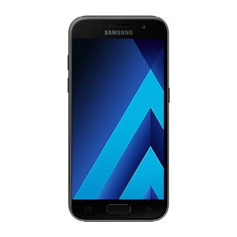 Samsung Galaxy A3 2017 SM-A320 - Hitam