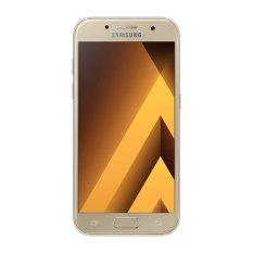 Samsung Galaxy A5 2017 SM-A520 - Gold + Free kartu Telkomsel