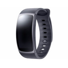 Samsung Gear Fit2 SM-R360 GPS Sports Smart Band Fitness Watch Activity Tracker ( Black-Large)