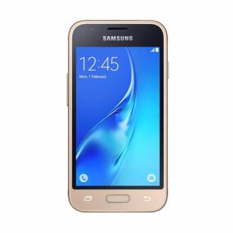 SAMSUNG J1 Mini SM-J105F 8GB LTE 4G - Emas