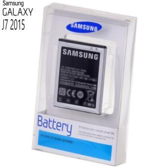 Baterai Samsung J7 2015 ORIGINAL & Battery Batre Batray Batere Baterei hp galaxy Lama J700 J700F