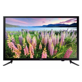 "Samsung LED 40"" Full Hd Flat Smart Tv J5200 Series 5 - Hitam (Black)"