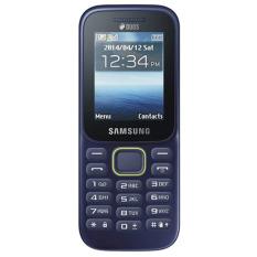 Samsung Phyton Guru Music 2 - B310E - Dual SIM - Biru