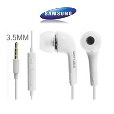Samsung S4 / J5 Original Headphones With Mic, Earphones, Headset With Deep Bass And Music Equalizer (White)